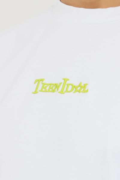TEEN IDOL T-shirt donna bianco teen idol a manica corta con stampa sul retro  T-shirt | 029793001