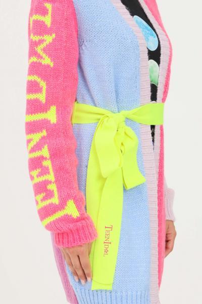 TEEN IDOL Cardigan donna multicolor teen idol con cintura in vita  Cardigan | 030022200