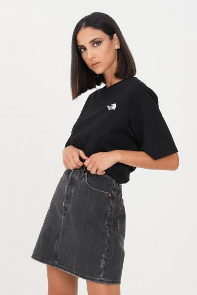T-shirt donna nero   T-shirt   NF0A4CESJK31TNFBLACK
