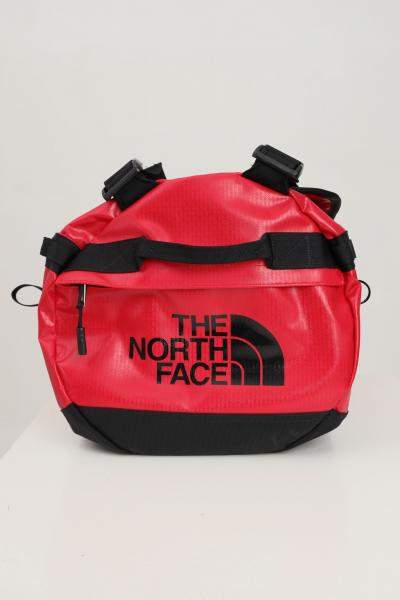 THE NORTH FACE Borsone da palestra unisex rosso the north face con logo a contrasto  Borse   NF0A52STKZ31KZ31