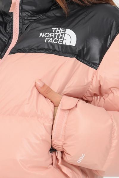 THE NORTH FACE Bomber donna rosa the north face con zip  Giubbotti | NF0A5GGE0LA10LA1