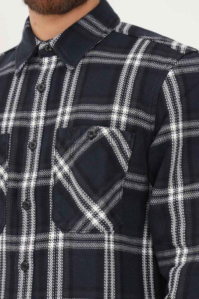 THE NORTH FACE Camicia blu a quadri casual the north face  Camicie | NF0A5GHP2NC12NC1