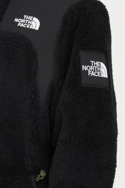 THE NORTH FACE Giubbotto donna nero the north face con zip frontale a tutta lunghezza  Giubbotti   NF0A5ICFJK31JK31