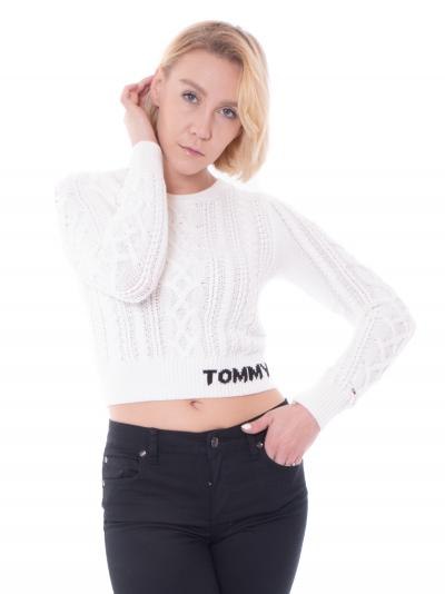 TOMMY HILFIGER tommy hilfiger sweater  T-shirt   DW11004YAP