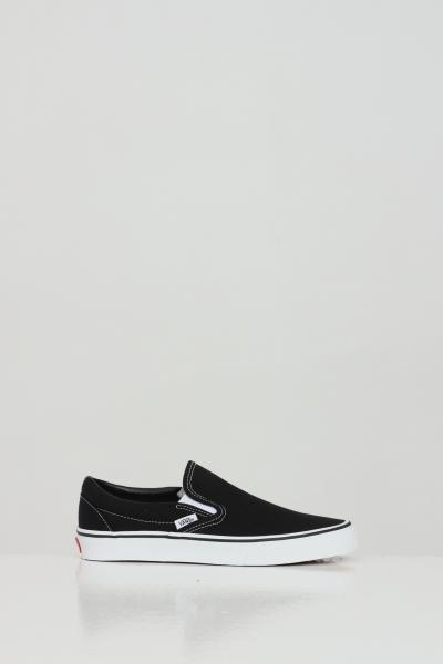 Sneakers classic slip-on unisex nero senza lacci  Sneakers | VN000EYEBLK1BLK1