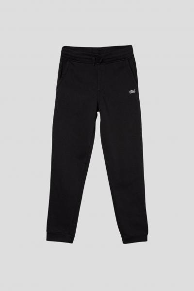 VANS Pantaloni bambino nero vans con elastico in vita  Pantaloni | VN0A36M0BLK1BLK1
