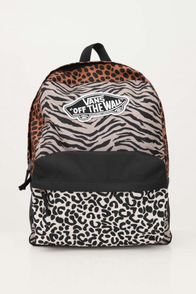 VANS Zaino vans realm backpack donna leopardo  Zaini | VN0A3UI6Z081001