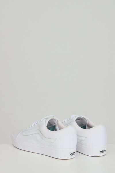 VANS Sneakers comfycush old skool unisex bianco vans con logo tono su tono  Sneakers | VN0A3WMAVNG1VNG1