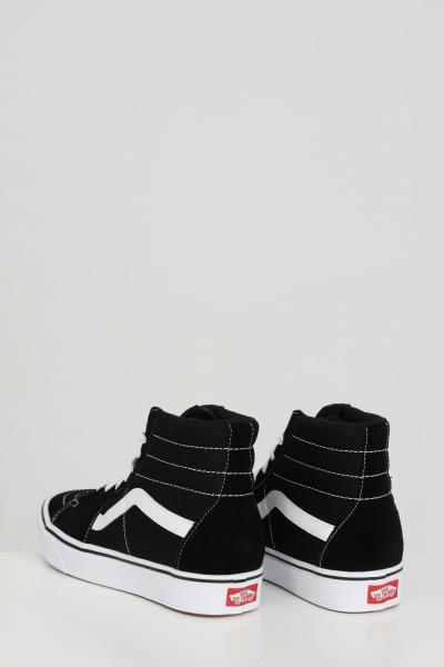 Sneakers sk8-hi tapered donna di colore nero con logo a contrasto  Sneakers | VN0A4U161WX11WX1