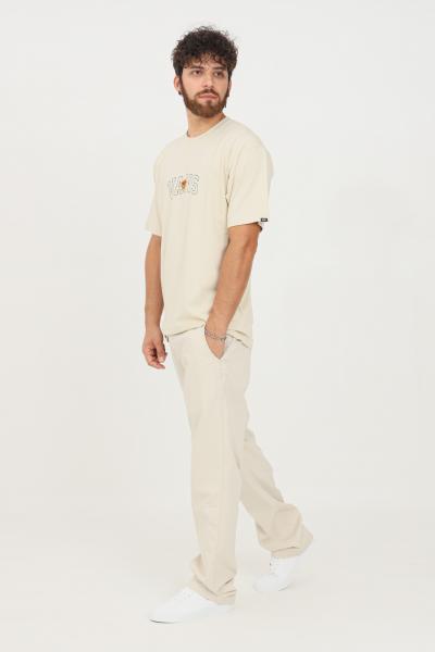 VANS Pantaloni uomo beige vans modello casual  Pantaloni | VN0A5FJ82N112N11
