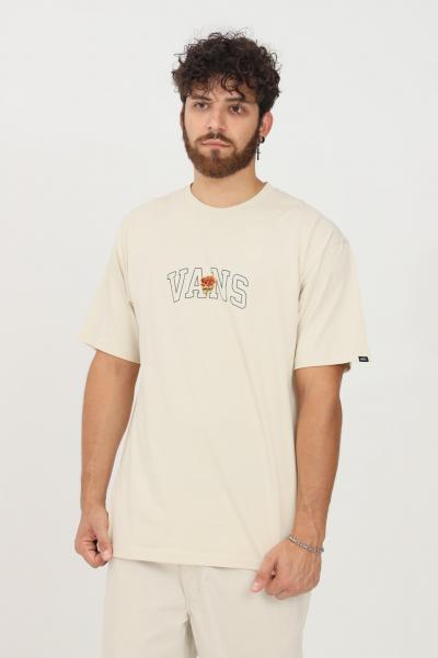 VANS T-shirt da uomo vans a manica corta con stampa logo  T-shirt | VN0A5KC92N112N11