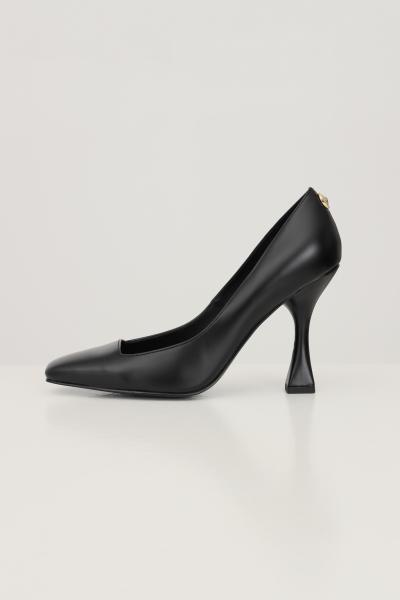 VERSACE JEANS COUTURE Décolleté fondo thelma nero versace jeans couture modello slip on con punta quadrata  scarpe | 71VA3S80ZS002899