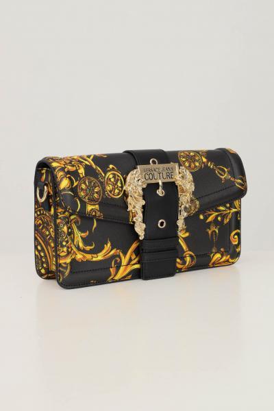 VERSACE JEANS COUTURE Borsa donna versace jeans couture con tracolla removibile  Borse | 71VA4BFA71880G89(899+948)