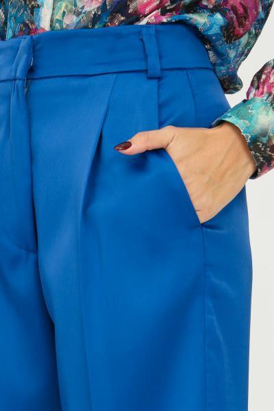 VICOLO Pantaloni donna blu vicolo modello elegante  Pantaloni   TX0372BLU