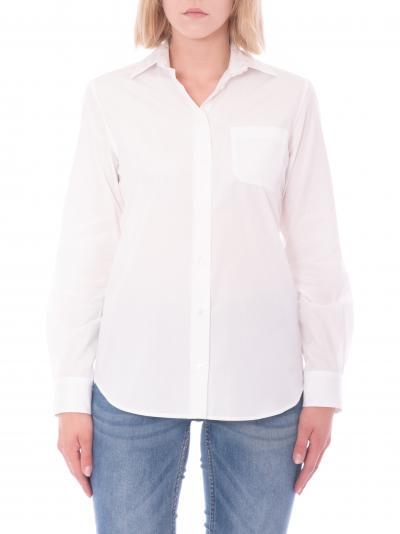 WEEKEND MAXMARA Camicia in popeline di cotone  Camicie | ARPA001