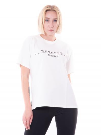 WEEKEND MAXMARA weekend maxmara navetta t-shirt  T-shirt | NAVETTA002