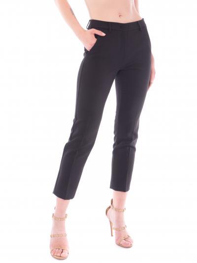 Pantalone lungo da donna nero   Pantaloni | PATATA008