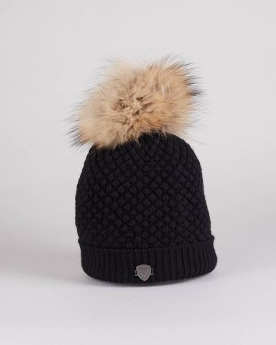 BLAUER Cappello in lana con pon pon Blauer  Cappelli | BLDA05385999