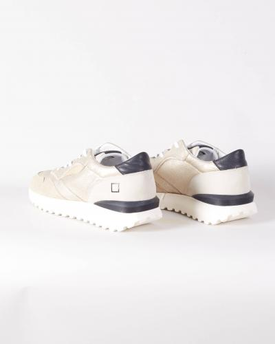 DATE Sneakers Luna Laminated Platinum D.A.T.E.  Sneakers | W351LNLMPLPL