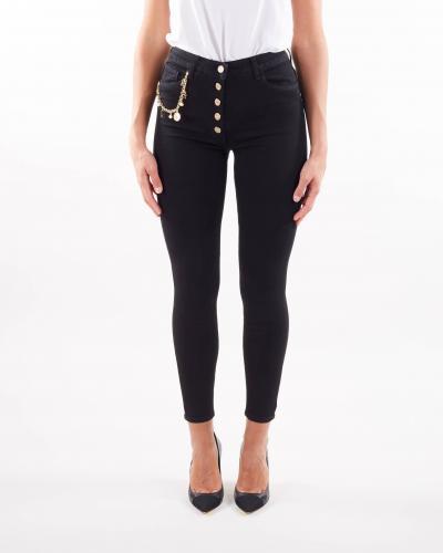 ELISABETTA FRANCHI Jeans con charm Elisabetta Franchi  Jeans | PJ16S16E2110