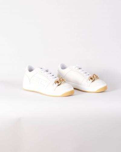 ELISABETTA FRANCHI Sneakers con catena Elisabetta Franchi  Sneakers | SA45H16E2360