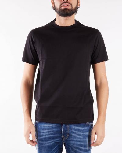 EMPORIO ARMANI T-shirt basic con logo Emporio Armani  T-shirt | 8N1TD21JGYZ21