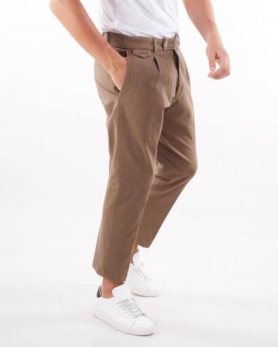 GOLDEN CRAFT Pantalone in cotone caldo con pences Golden Craft  Pantaloni | GC1PFW20215490M073