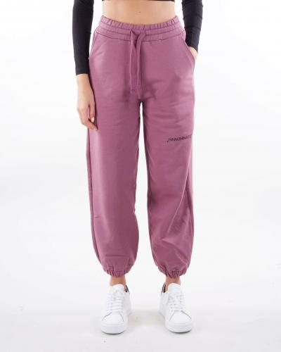 HINNOMINATE Pantalone in felpa con micro logo Hinnominate  Pantaloni | SP08VIOLA