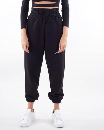 HINNOMINATE Pantalone in felpa a vita alta Hinnominate  Pantaloni | SP32NERO