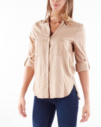 IMPERIAL Camicia con tasche Imperial  Camicie | CJO8CMNBEIGE