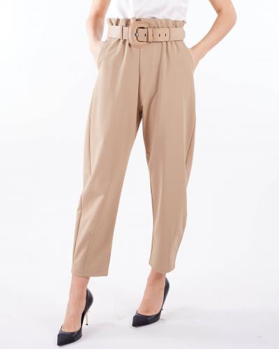 IMPERIAL Pantalone con cintura Imperial  Pantaloni | P1W8CNICAMMELLO