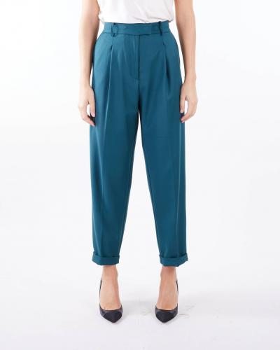 IMPERIAL Pantalone con pences Imperial  Pantaloni | P9990012MVERDE