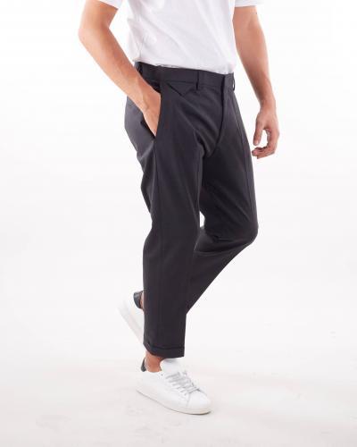 LOW BRAND Pantalone in lana Low Brand  Pantaloni | L1PFW21226088N063
