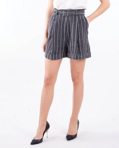 MANILA GRACE Shorts a righe Manila Grace  Shorts | P275AIMA135