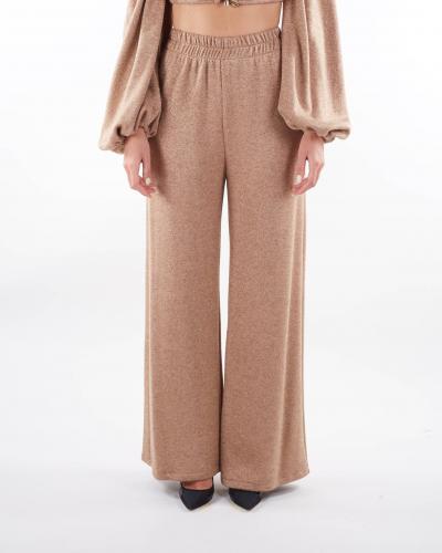 MATILDE COUTURE Pantalone in maglia Matilde Couture  Pantaloni | PIACAMMELLO