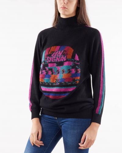 NENETTE Maglia jacquard Nenette  T-shirt | MARNEY700