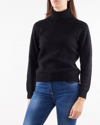 NENETTE Maglia a collo alto in misto cashmere Nenette  T-shirt | MOLLY700