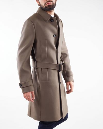 PAOLO PECORA Cappotto con cintura Paolo Pecora  Cappotti | N01130102402