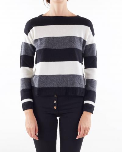 PENNY BLACK Maglia con bottoni asimmetrici Penny Black  T-shirt | ANTURIUM13