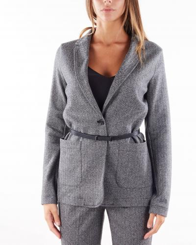 PENNY BLACK Giacca Blazer in jersey soft Penny Black  Giacche | DILUIRE2