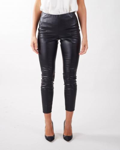 PENNY BLACK Pantalone Skinny in jersey spalmato Penny Black  Pantaloni | PADRE1