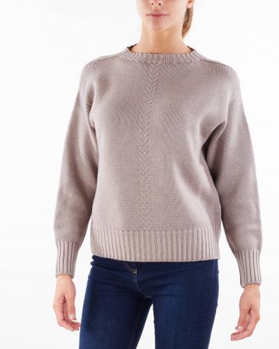 ROSSOPURO Maglia in lana Rossopuro  T-shirt | RI7261W491