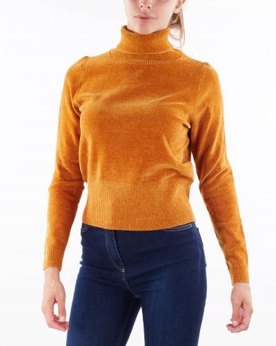 RRD Maglia in ciniglia con collo alto RRD  T-shirt   W2160430