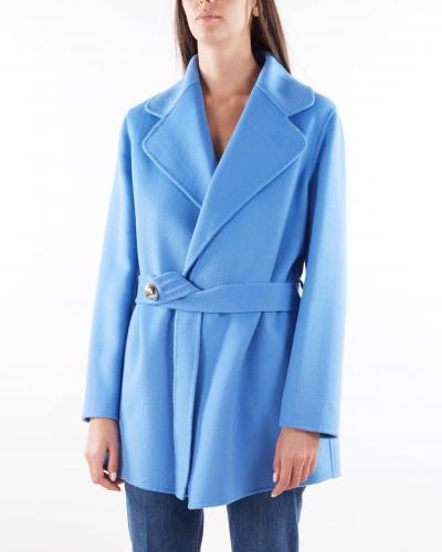 SIMONA CORSELLINI Cappotto con ampio rever Simona Corsellini  Cappotti   CBV0101C0150003522