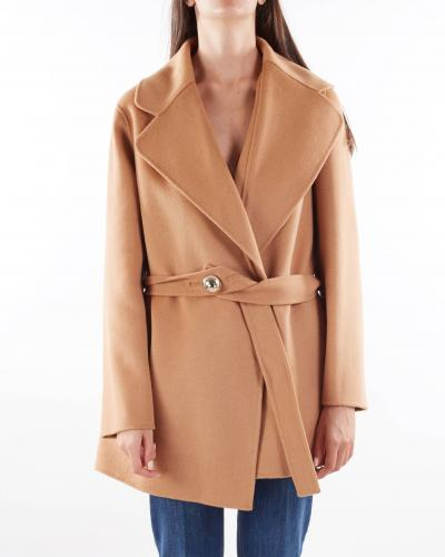 SIMONA CORSELLINI Cappotto con ampio rever Simona Corsellini  Cappotti   CBV0101C015000367