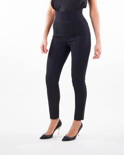 SIMONA CORSELLINI Pantalone skinny a vita alta Simona Corsellini  Pantaloni   PA00901TCAD002103