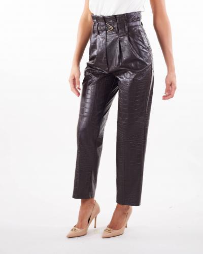SIMONA CORSELLINI Pantalone in ecopelle Simona Corsellini  Pantaloni   PA01201TEPL0007519