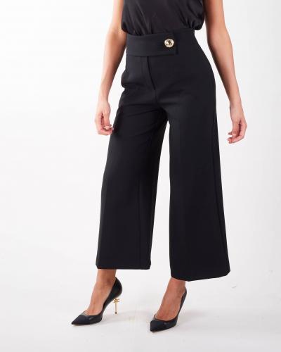 SIMONA CORSELLINI Pantalone cropped a vita alta Simona Corsellini  Pantaloni   PA01401TCAD002103