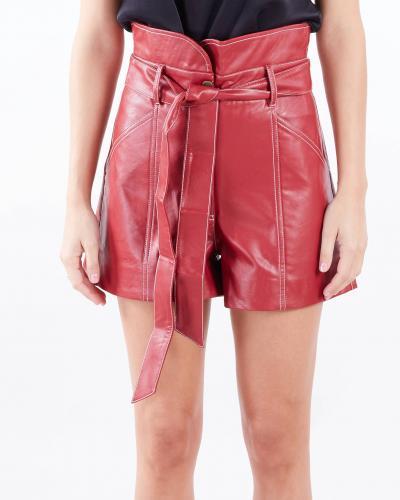TWIN SET Short a vita alta con cintura Twinset  Shorts | TP251097S