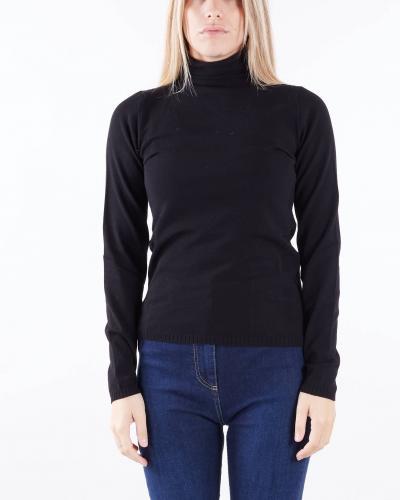 TWIN SET Maglia dolcevita con logo Twinset  T-shirt | TP31046